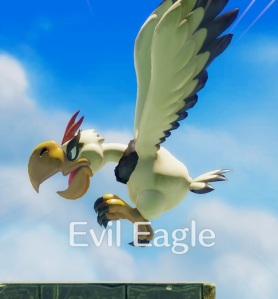 Evil Eagle Link's Awakening Nintendo Switch Remake