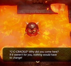 Hot Head gives final warning Link's Awakening Nintendo Switch Remake