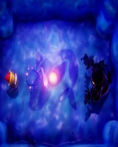 Nightmare dark wizard form Link's Awakening Nintendo Switch Remake