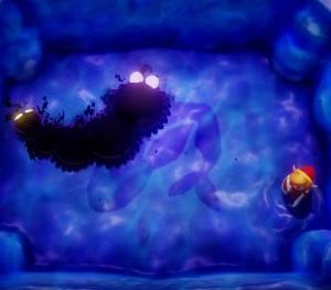 Nightmare Link's Awakening Nintendo Switch Remake First form