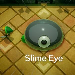 Slime Eye the Legend of Zelda Link's Awakening Nintendo Switch Remake