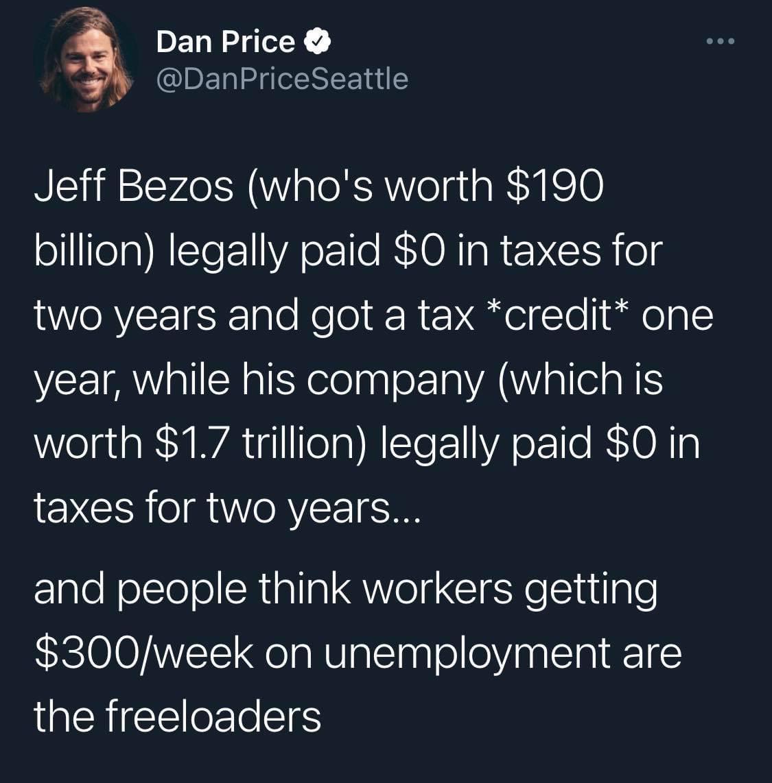 Memes Jeff Bezos in Amazon