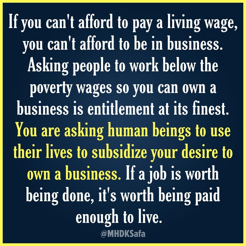 Memes living wage