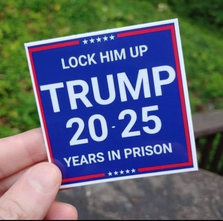 Donald Trump for prison memes