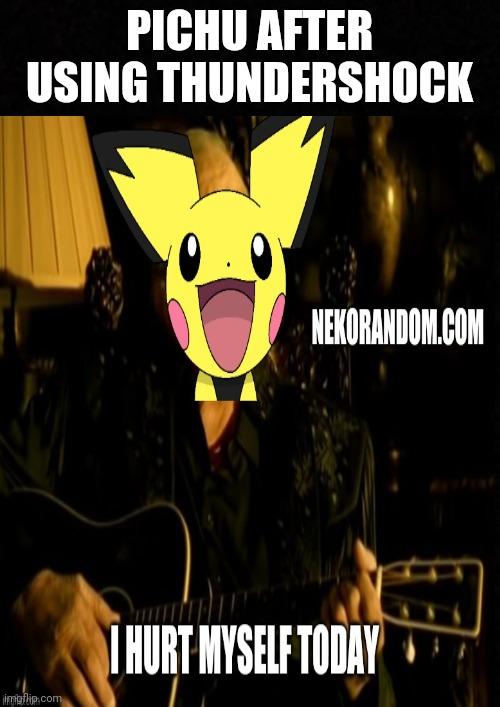Pichu memes pokemon