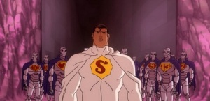 Superman and his robots All-Star Superman