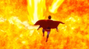 Superman dying in the sun All-Star Superman