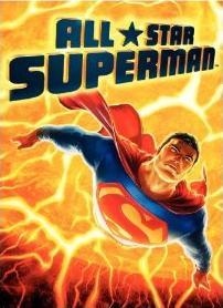 All-Star Superman Boxart movie