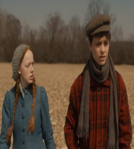 Anne Shirley and Gilbert Blythe Anne with an E Netflix