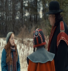 Anne Shirley meets first nation's native Americans Anne with an E Netflix