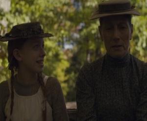 Marilla Cuthbert and Anne Shirley Anne With an E Netflix