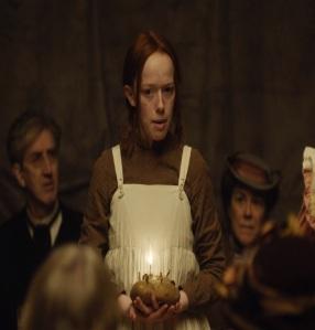 Anne Shirley makes potato light bulb Anne with an E Netflix