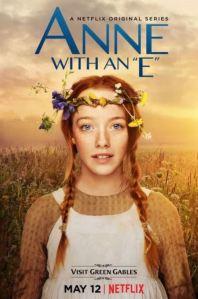 Anne With an E Netflix poster season 1