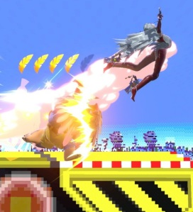 Bayonetta vs Banjo and Kazooie super Smash Bros ultimate Nintendo Switch Microsoft Rare