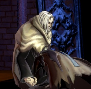 Alfred dies Bloodstained ritual of the night Nintendo Switch Xbox One PS4