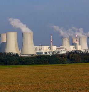 Nuclear power plant United States of America