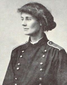 Irish politician Constance Markievicz