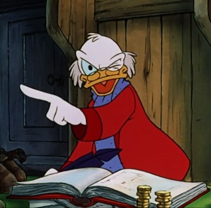 Scrooge mcduck Mickey's Christmas Carol (1983 Mini-Film) Review