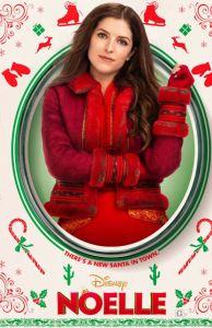 Noelle disney+ Anna Kendrick movie poster