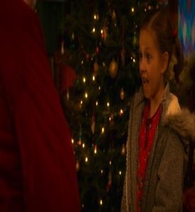 Noelle sees father santa Noelle disney+ Anna Kendrick