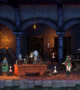 Shop Dominique Bloodstained ritual of the night Nintendo Switch Xbox One PS4
