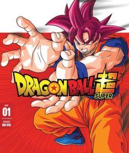 Dragon Ball Super season 1 Boxart