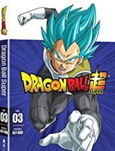 Dragon Ball Super Boxart part 3