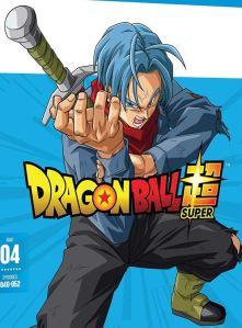 Dragon Ball Super part 4 Boxart