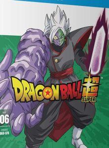 Dragon Ball Super part 6 Boxart