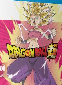 Dragon Ball Super Part 8 Boxart