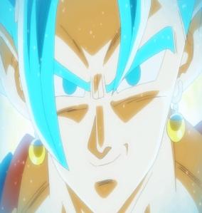 Vegito super Saiyan blue Dragon Ball Super