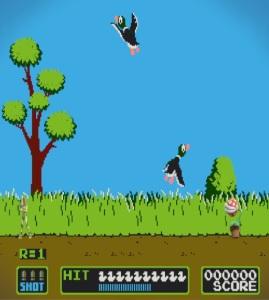 Duck Hunt Stage super Smash Bros ultimate Nintendo Switch