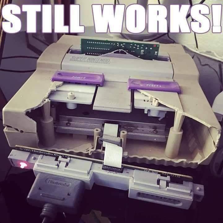 Memes Super Nintendo