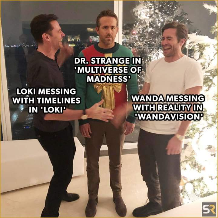 Memes dr strange and the mutliverse of madness