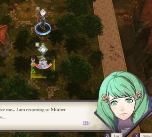 Flayn dies fire Emblem three houses Nintendo Switch