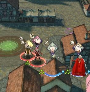Hilda VS Edelgard and Byleth fire Emblem three houses Nintendo Switch