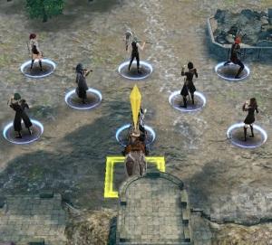 Jeralt leading troops fire Emblem three houses Nintendo Switch