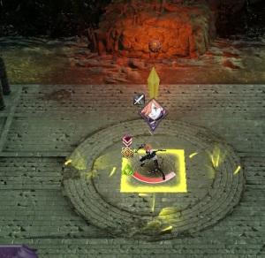 Monica Kronya battlefield fire Emblem three houses Nintendo Switch
