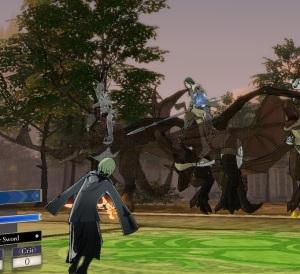 Byleth vs Seteth fire Emblem three houses Nintendo Switch