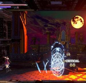 Boss battle Gebel Bloodstained ritual of the night Nintendo Switch Xbox One PS4