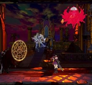 Secret hidden enemy Gebel boss battle Bloodstained ritual of the night Nintendo Switch Xbox One PS4