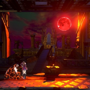 Boss fight Gebel Bloodstained ritual of the night Nintendo Switch Xbox One PS4