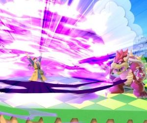 Kamikaze attack Dragon Quest hero super Smash Bros ultimate Nintendo Switch SquareEnix