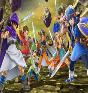 Final Smash attack Dragon Quest hero super Smash Bros ultimate Nintendo Switch SquareEnix