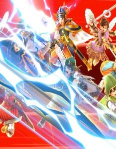 Final Smash Dragon Quest hero super Smash Bros ultimate Nintendo Switch SquareEnix