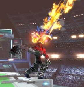 Incineroar vs Ganondorf super Smash Bros ultimate Nintendo Switch