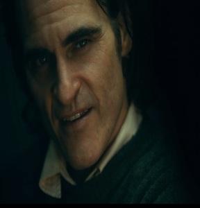 Arthur Fleck in therapy the Joker movie Joaquin Phoenix