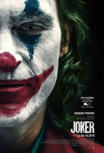 Joker movie poster Joaquin Phoenix