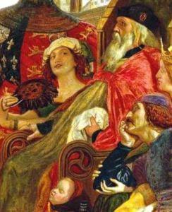 Alice perrers and king Edward iii