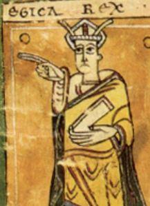 King Egica Spain